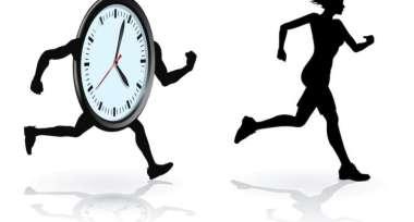 Verbrauch, Ziel, Zeit